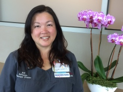 """Isabel is very caring and compassionate. Isabel takes time for her patients and goes the extra mile. She is a joy to work with and takes care of her co-workers too. Isabel is always calm and ready to help. Her motherly, warm, gentle bedside manner is perfectly coupled with good nursing experience and critical thinking."""