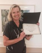 """Sandra is smart, caring and pays attention to detail. Sandra is a true patient advocate and does so with a smile"""