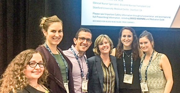F-Ground Nurses at ONS Congress in Washington DC – SHC